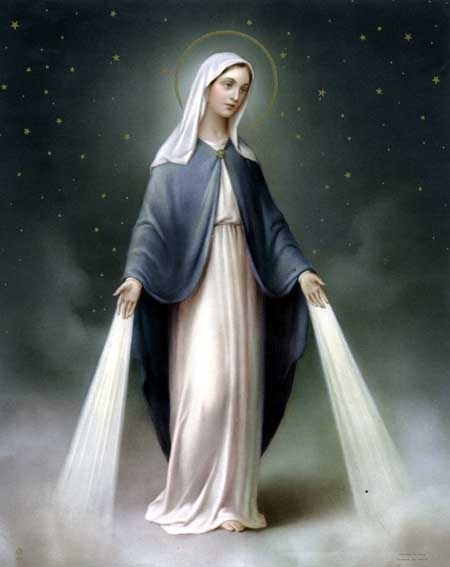 ** Our Lady of Grace **