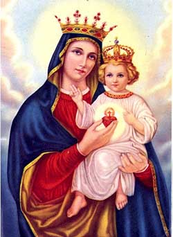 ** Our Lady of the Sacred Heart **