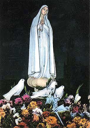 Our Lady of the Rosary of Fatima, pray for us!