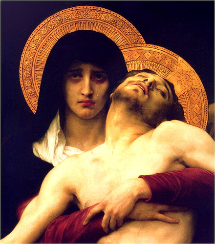 holy mary jesus cross - photo #8