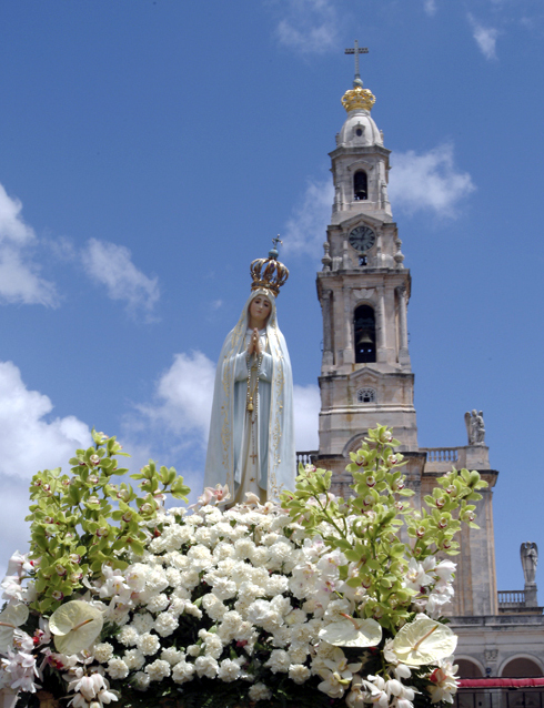 Image result for our lady of fatima portugal