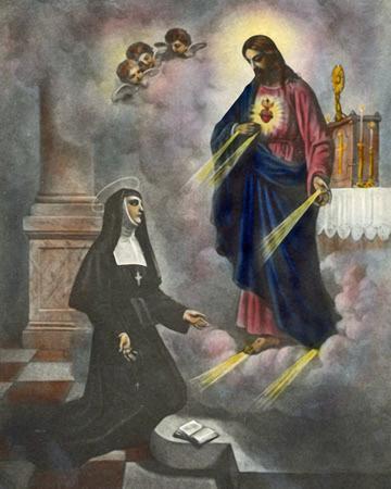 Santa Margarita María ** **