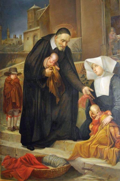 the many wonderful deeds of saint vincent de paul September 2017 saint god gave vincent de paul grace to reach out to the but i also find the example of so many wonderful, holy people (so many.