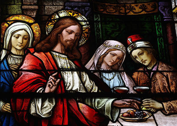 Wedding Feast At Cana.Life Of Mary In The Gospels Marriage Feast At Cana